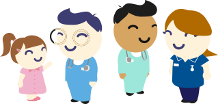 cartoon people